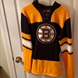 Boston Bruins Hooded Sweatshirt